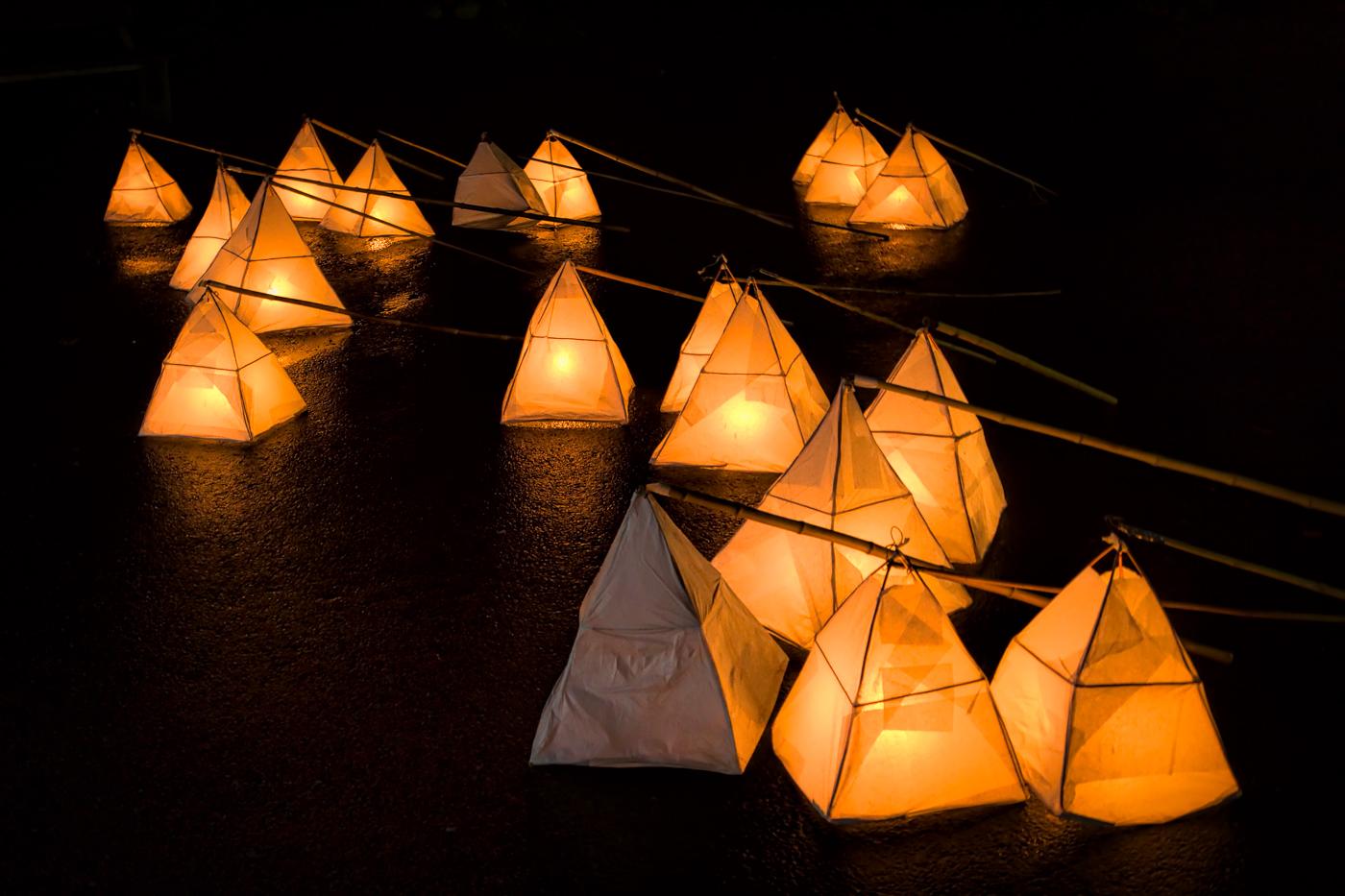 Fabrication de lanternes